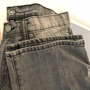 Men's Gap Gray jeans